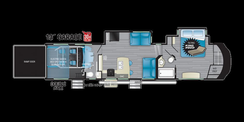 Torque TQ373 Floor Plan - 2021