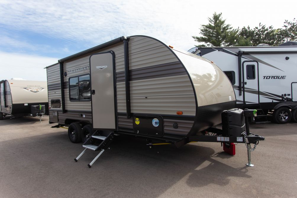 2020 Wildwood X-Lite 171RBXL Exterior Photo