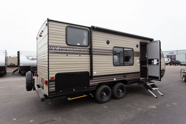2020 Wildwood X-Lite 19DBXL Exterior Photo