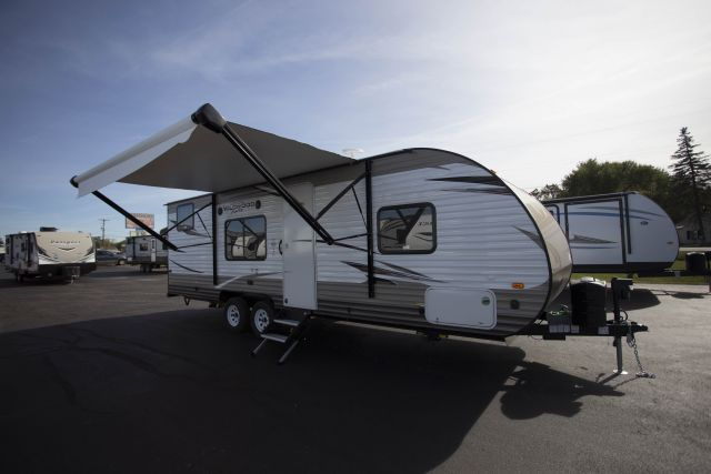 2018 Wildwood X-Lite 261BHXL Exterior Photo