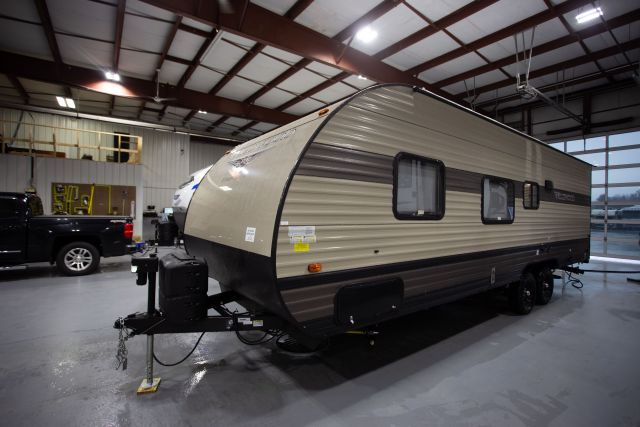 2019 Wildwood X-Lite 261BHXL Exterior Photo