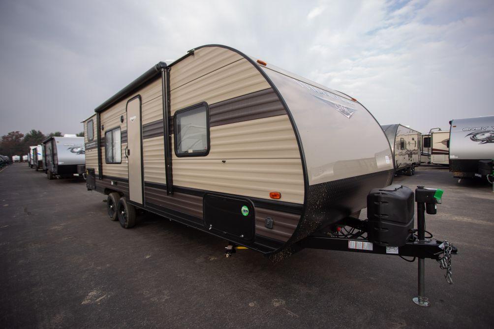 2019 Wildwood X-Lite 261BHXL Exterior Photo