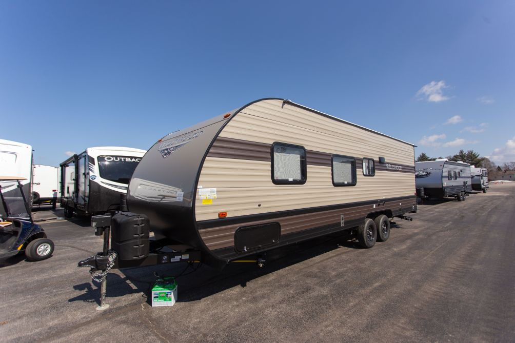 2020 Wildwood X-Lite 261BHXL Exterior Photo