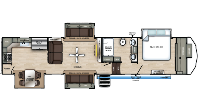 2021 Sierra 39BARK - SI2507