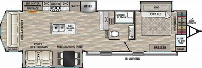 2021 Cedar Creek Cottage 40CRS - CE4857