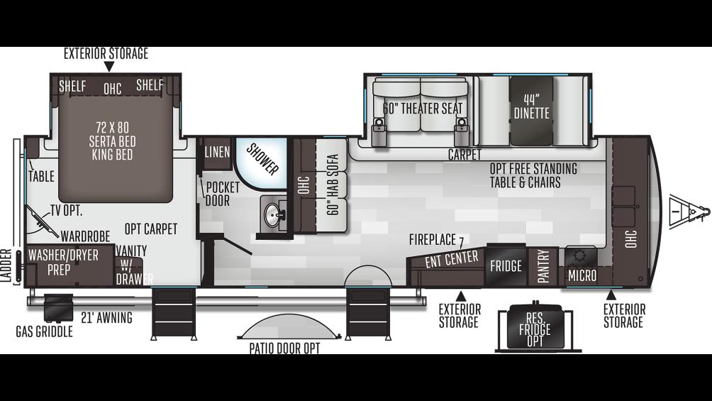 flagstaff-classic-super-lite-832clsb-floor-plan-2020