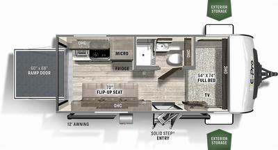 2022 Flagstaff E-Pro 19FBTH - FL7042