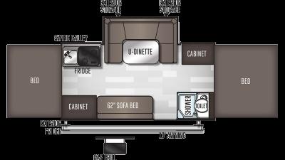 2020 Flagstaff MAC 627M - 183446