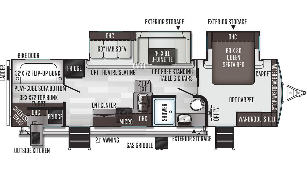 flagstaff-super-lite-29bhs-floor-plan-2020