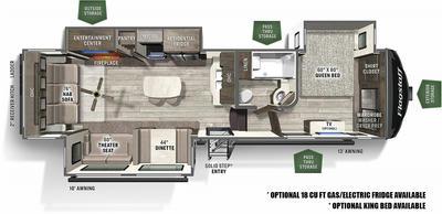 2021 Flagstaff Super Lite 529IKRL - FL3872