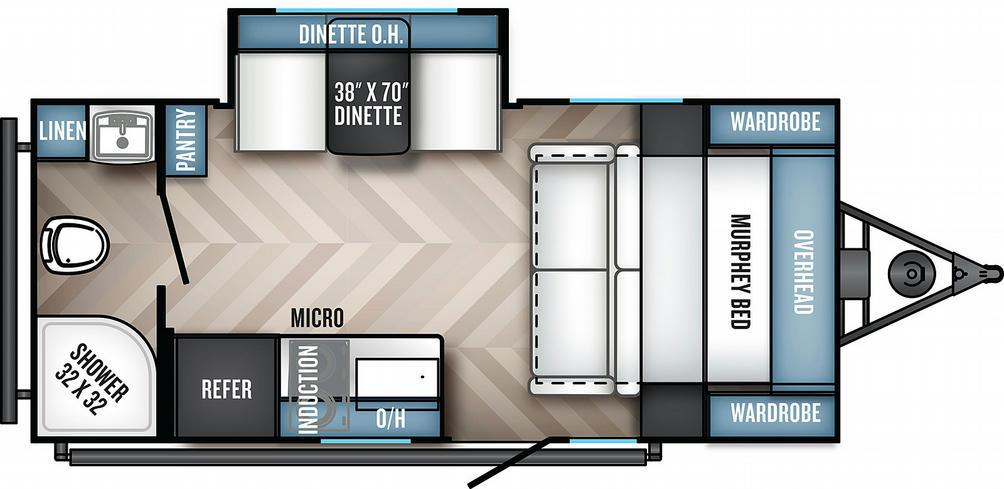 Revolve EV1 Floor Plan - 2021