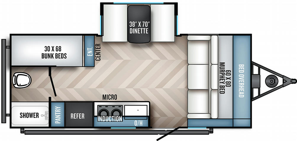 Revolve EV3 Floor Plan - 2021