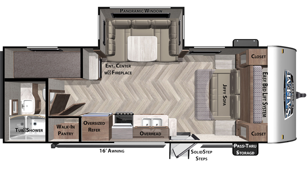 salem-cruise-lite-230bhxl-floor-plan-2020