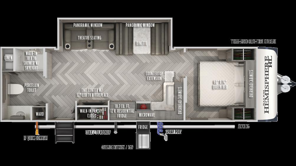 salem-hemisphere-hyper-lite-25rbhl-floor-plan-2020