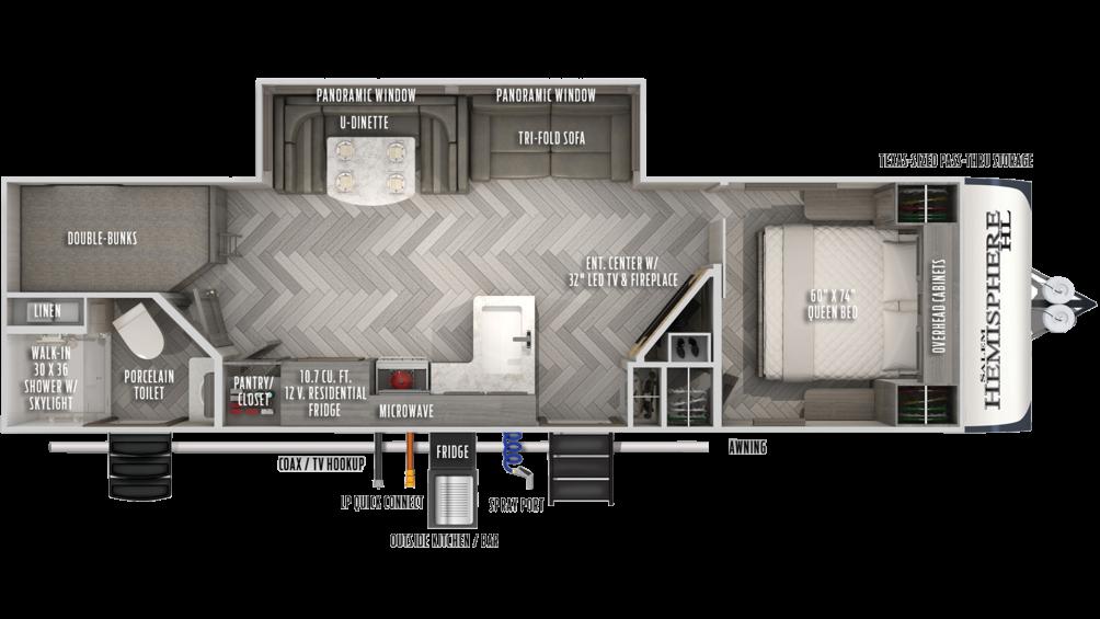 salem-hemisphere-hyper-lite-26bhhl-floor-plan-2020
