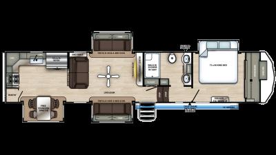 2020 Sierra 39BARK - SI1470