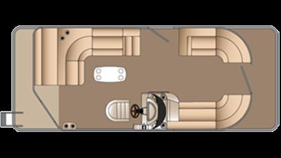 2014 Harris Cruiser 220 - 63D414