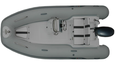 2015 AB Inflatables Oceanus 12 VST - 1674SG