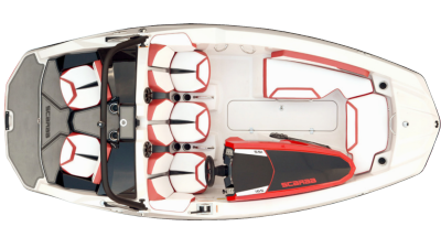 2015 Scarab 165 HO Impulse - 00H415