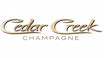 Cedar Creek Champagne RV Logo