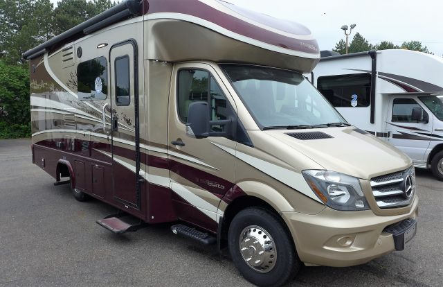 New/Used Diesel Class C Motorhomes For Sale in Michigan