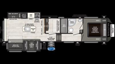 2021 Sprinter Campfire Edition 31FWMB - 530379