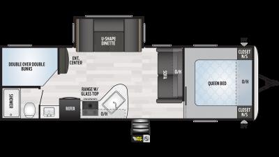 2021 Springdale 275BH - 103851