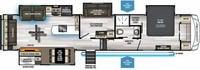 Arctic Wolf 3660Suite Floor Plan - 2021