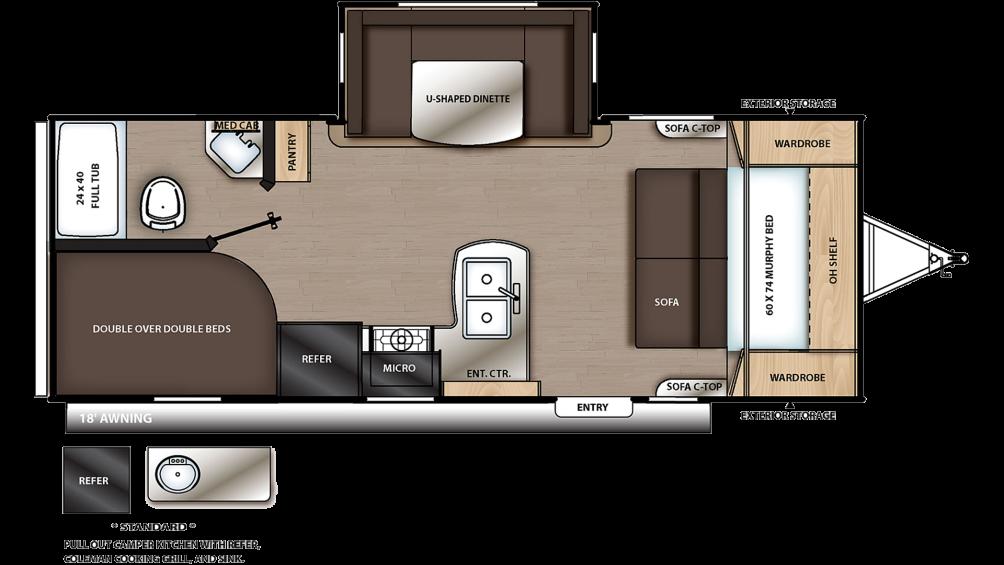 catalina-summit-series-221dbsck-floor-plan-2021