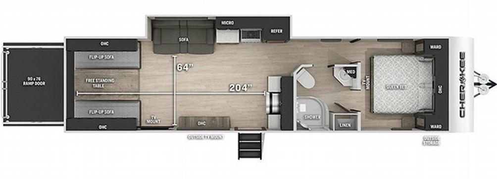 cherokee-294rr-floor-plan-1986