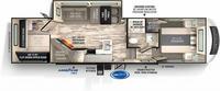 Impressions 290VB Floor Plan - 2022