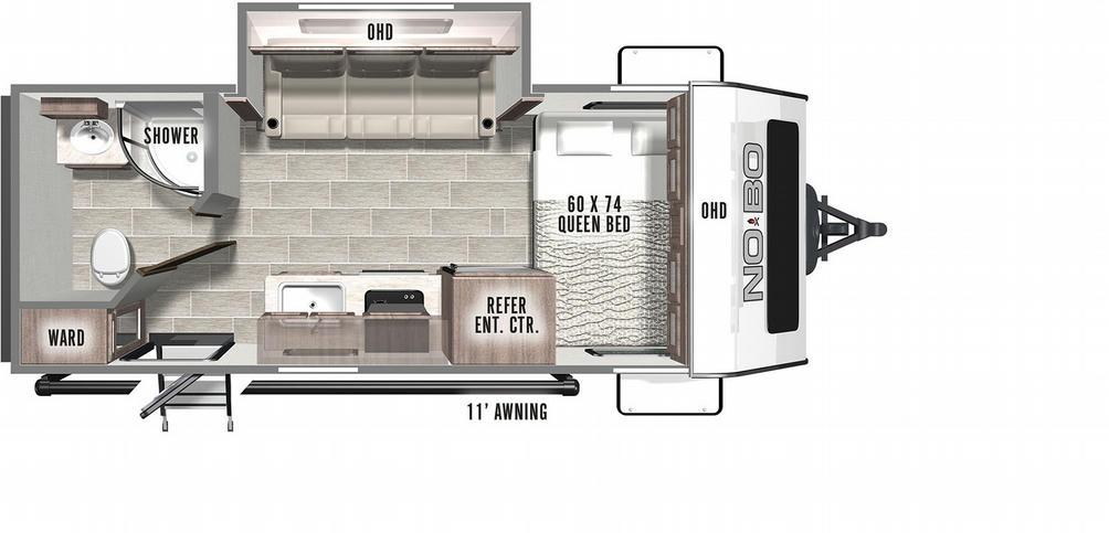 No Boundaries 16.8 Floor Plan - 2021