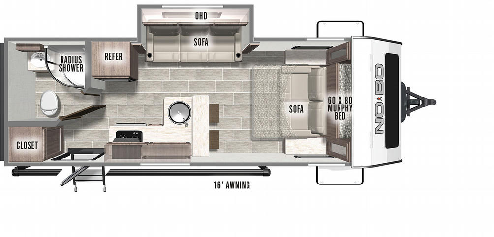 No Boundaries 19.6 Floor Plan - 2021