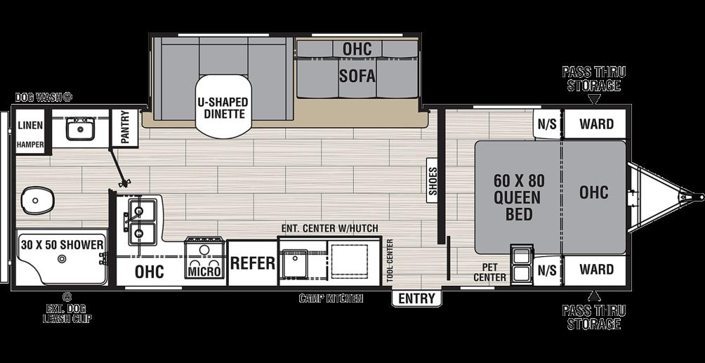 spirit-ultra-lite-2758rb-floor-plan-2020