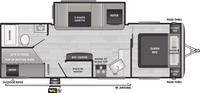 Springdale 251BH Floor Plan - 2021