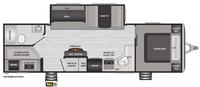 Springdale 280BH Floor Plan - 2021