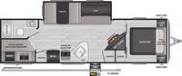Springdale 295BH Floor Plan - 2021