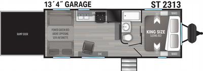 Stryker ST2313 Floor Plan - 2021