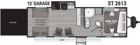 Stryker ST2613 Floor Plan - 2021