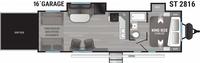 Stryker ST2816 Floor Plan - 2021