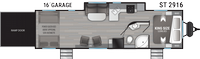 Stryker ST2916 Floor Plan - 2021