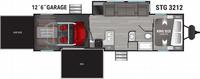 Stryker STG3212 Floor Plan - 2021
