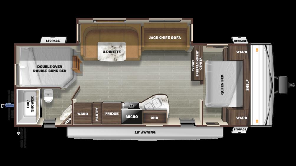 mossy-oak-27bhs-floor-plan-2020