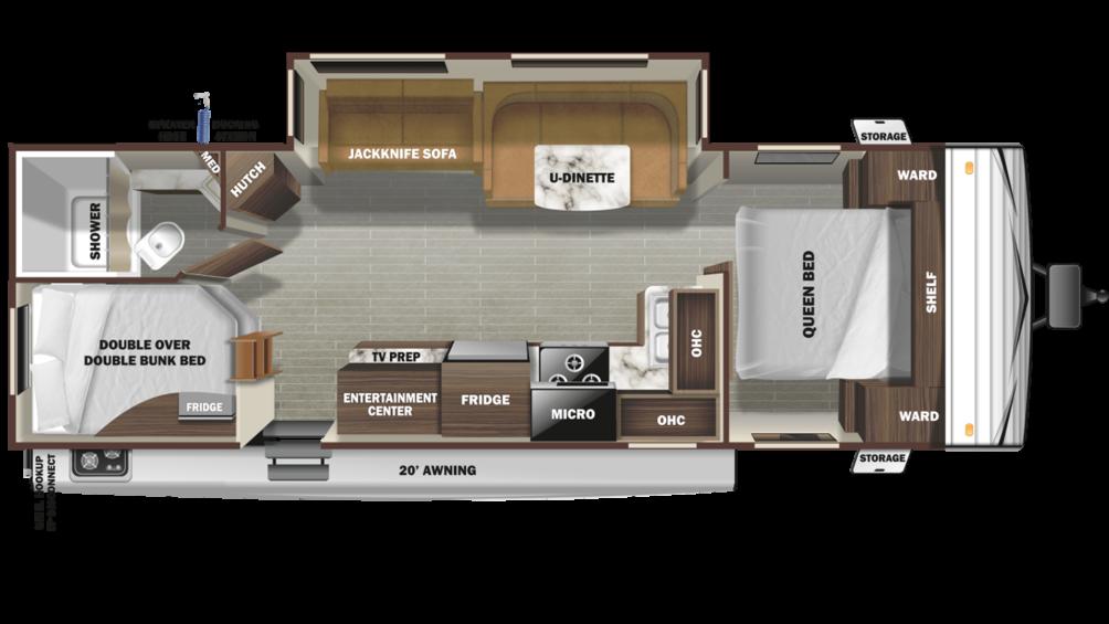 mossy-oak-282bh-floor-plan-2020