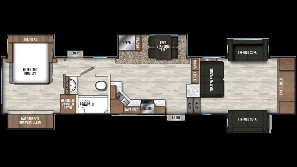 chaparral-370fl-floor-plan-2020