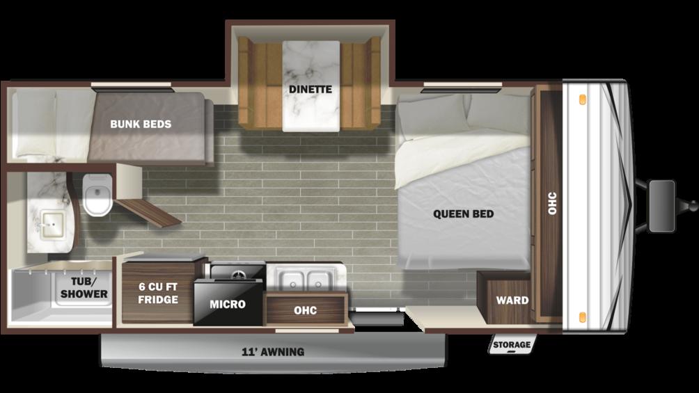 autumn-ridge-outfitter-180bhs-floor-plan-2020
