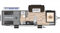 2020 Impact Vapor Lite 28V Floor Plan