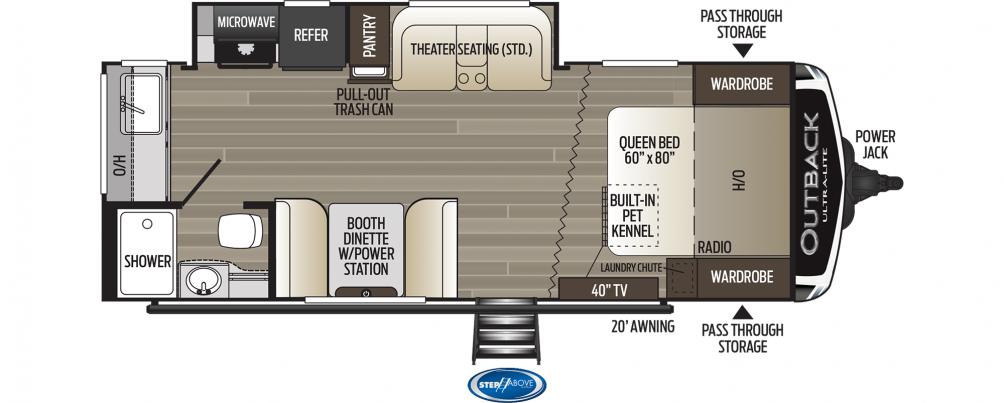 0-outback-ultra-lite-221umd-floor-plan
