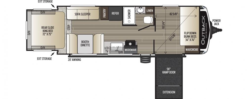 0-outback-ultra-lite-240urs-floor-plan