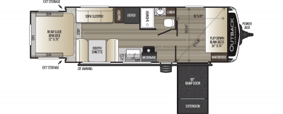 0-outback-ultra-lite-240urs-floor-plan